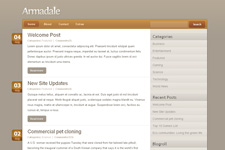 Armadale WordPress Theme