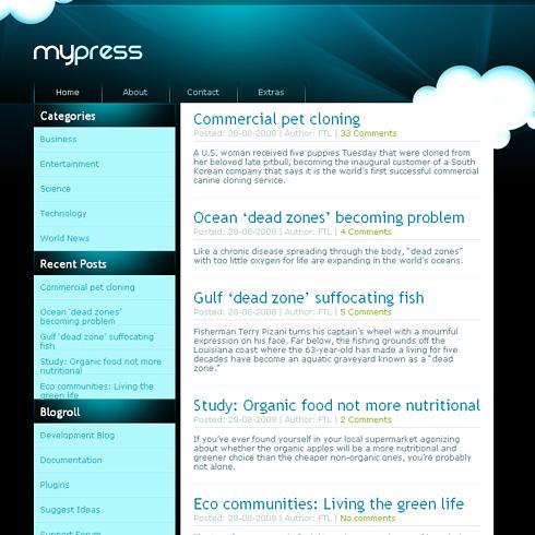 MyPress Theme