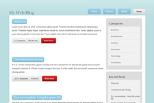 SuperName WordPress Theme