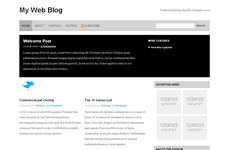 UpRight WordPress Theme